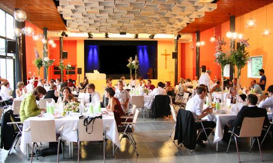 Ihre Hochzeitslocation Berlin Festsaal Der Berliner Stadtmission